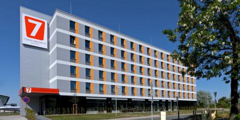 Hotelgebäude in Leipzig-Schkeuditz