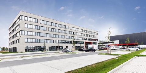 Verwaltungsgebäude in Unna