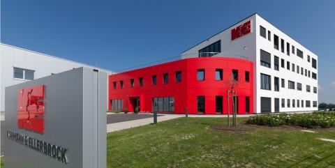 Produktionshalle in Bielefeld