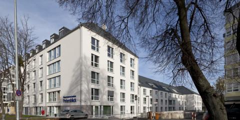 Wohngebäude in Nürnberg
