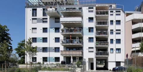 Wohngebäude in Fürth
