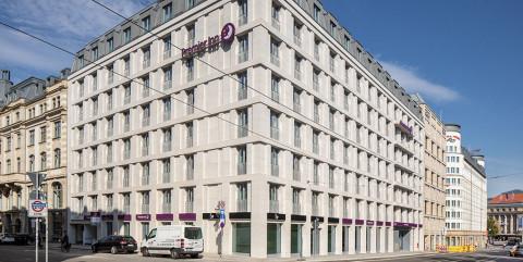 Schlüsselfertiger Neubau des Premier Inn in Leipzigs Innenstadt</span><span></span><span>
