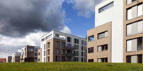 Neubau Wohngebäude Alte Heeresbäckerei