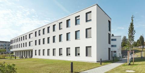 Schlüsselfertiger Neubau eines Bettenhauses mit Tagesklinik