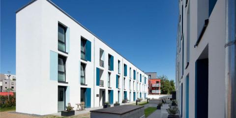 Wohnungsbau in Köln