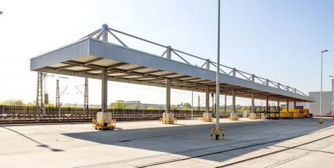Logistik in Dortmund-Eving