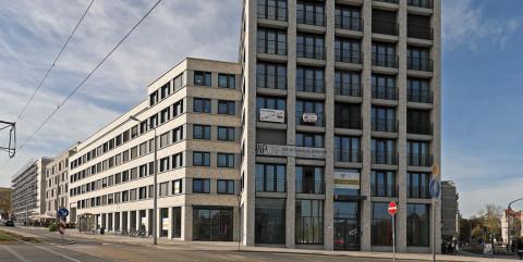 Wohnungsbau in Dresden