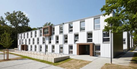 Wohngebäude in Darmstadt
