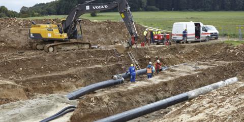 Innovativer Rohrleitungsbau für maximale Sicherheit