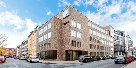 Nachhaltige Immobilie erhielt DGNB-Siegel in Gold