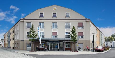 Energieeffizientes Altenpflegeheim in der Altstadt von Hoyerswerda
