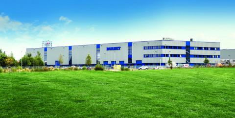 Industriehalle in Kodersdorf