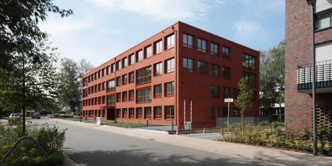 Planung und Bau von modernem Bürogebäude in Osnabrück