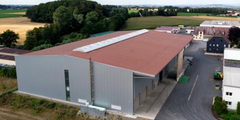 Produktionshalle in Bad Salzuflen