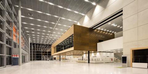 Schlüsselfertiger Neubau für Messe Düsseldorf